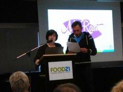 Konference o výživových trendech FOOD 21