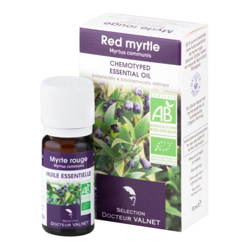 Éterický olej červená myrta 5 ml BIO COSBIONAT - Přírodní kosmetika Francie, USA Aromaterapie