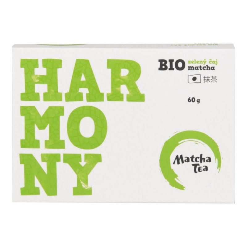 Čaj Matcha 60g (30x2g) BIO MATCHATEA - Zdravá výživa a biopotraviny Zdravé ovocné a zeleninové nápoje, čaje Čaje Čajové směsi