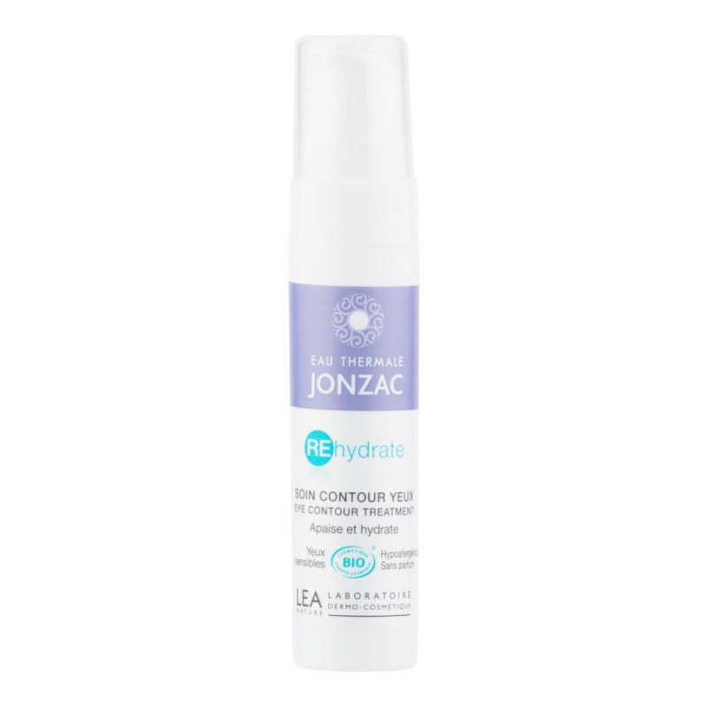 Péče kolem očí REHYDRATE 15 ml BIO JONZAC - Přírodní kosmetika Francie, USA Pleťová kosmetika Péče o oční okolí, péče o rty