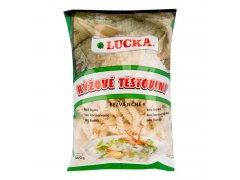 Těstoviny vřetena rýžové bezlepkové 300g LUCKA