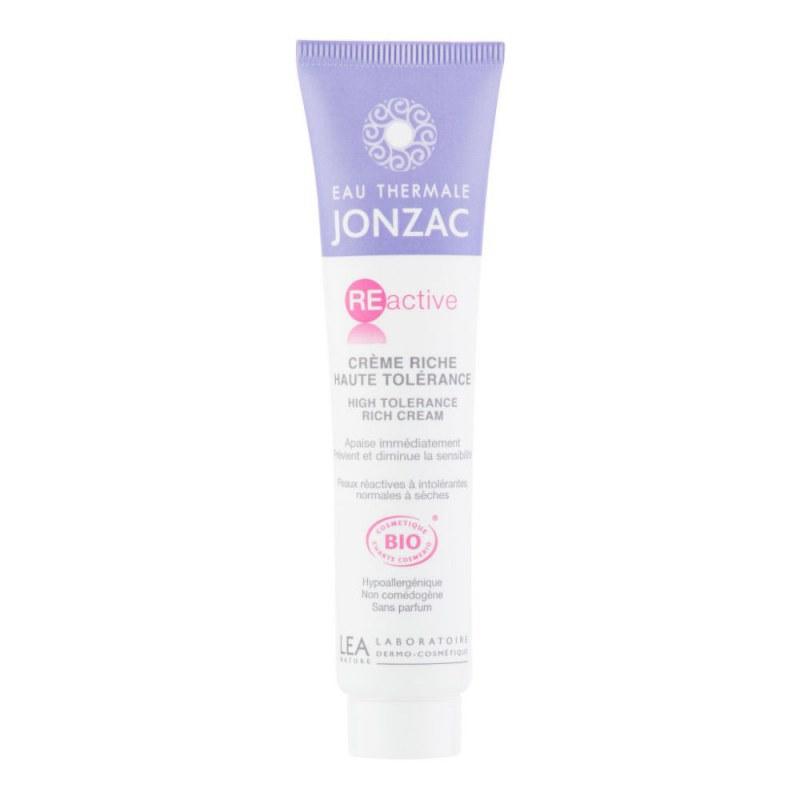 Krém pro intolerantní a reaktivní pokožku REACTIVE 40 ml BIO JONZAC - Přírodní kosmetika Francie, USA Pleťová kosmetika Pleťové krémy a gely