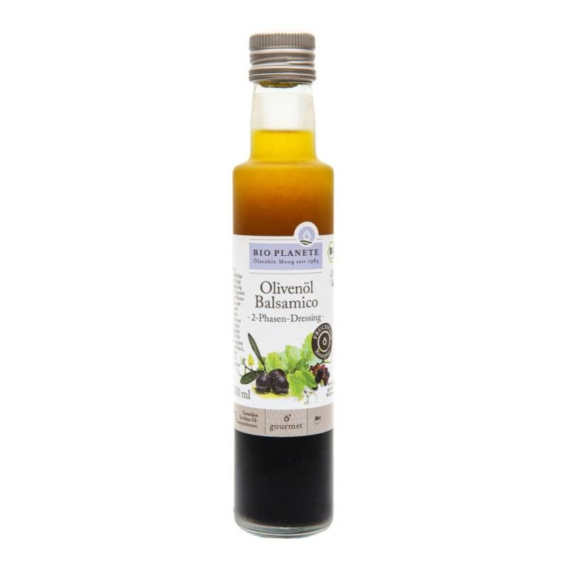 Olej olivový s balzamikem 250ml BIO BIO PLANETE - Zdravá výživa a biopotraviny Rostlinné oleje, ghí