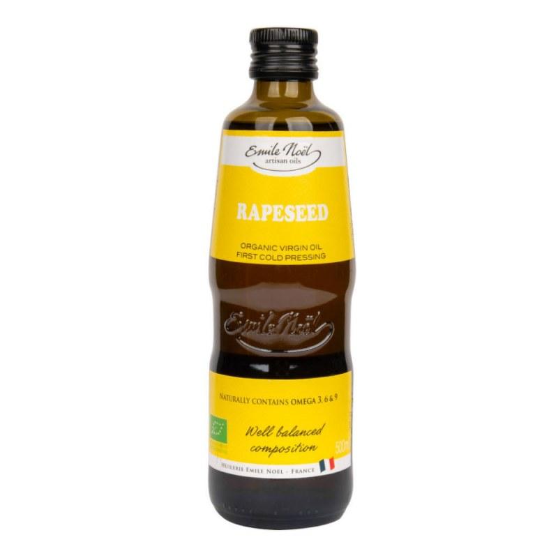 Olej řepkový 500ml BIO EMILENOËL - Zdravá výživa a biopotraviny Rostlinné oleje, ghí