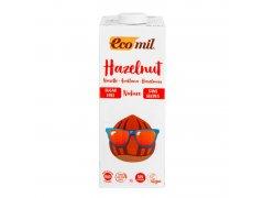 Nápoj z lískových ořechů nature 1l BIO ECOMIL