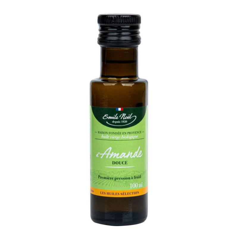 Olej mandlový 100ml BIO EMILENOËL - Zdravá výživa a biopotraviny Rostlinné oleje, ghí