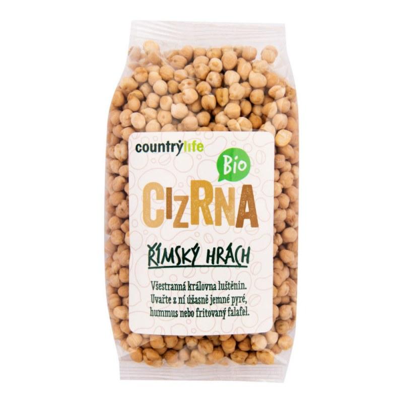 Cizrna 500g BIO COUNTRYLIFE - Zdravá výživa a biopotraviny Luštěniny