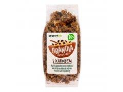 Granola - Křupavé müsli s karobem 350g BIO COUNTRYLIFE