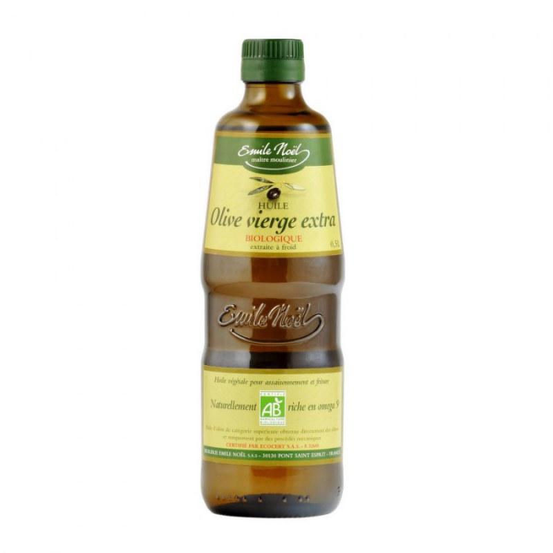Olej olivový 500ml BIO EMILENOËL - Zdravá výživa a biopotraviny Rostlinné oleje, ghí