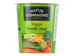 Polévka zeleninová s nudlemi instantní 50g BIO NATURCOMPAGNIE
