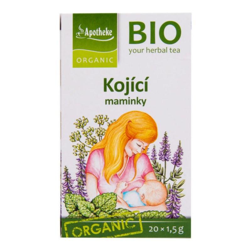 Čaj Pro kojící matky 30g BIO MEDIATE - Zdravá výživa a biopotraviny Zdravé ovocné a zeleninové nápoje, čaje Čaje Čajové směsi