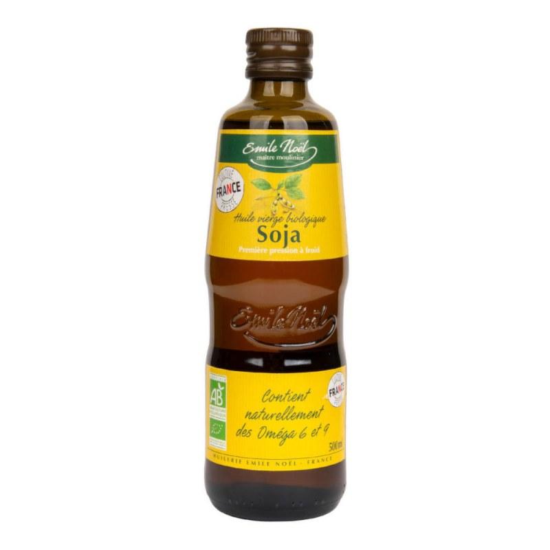 Olej sójový 500ml BIO EMILENOËL - Zdravá výživa a biopotraviny Rostlinné oleje, ghí