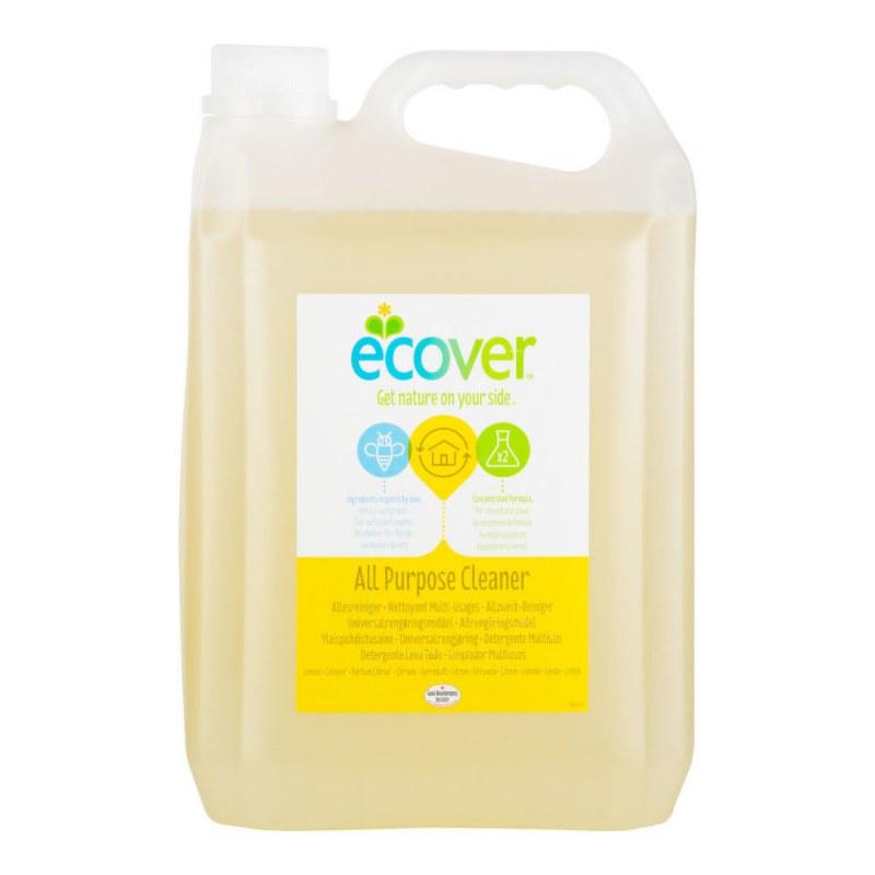ECOVER univerzální čistič Citronová tráva a zázvor 5 l - EKO drogerie - Ecover, Ecogenic Čisticí prostředky