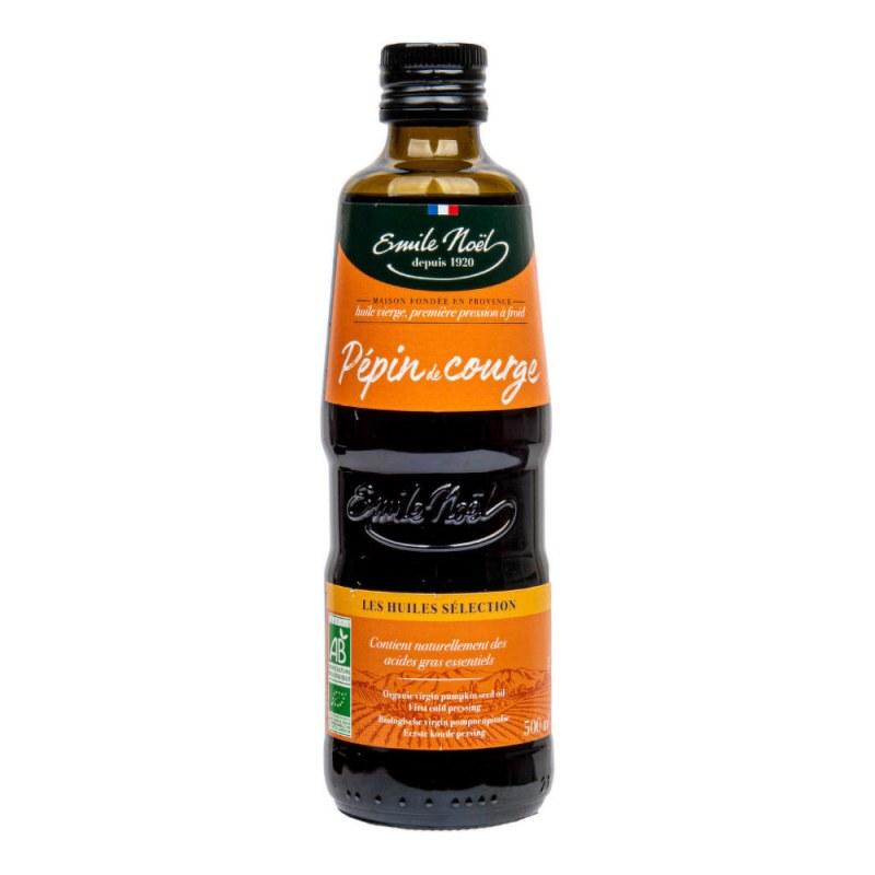 Olej dýňový 500ml BIO EMILENOËL - Zdravá výživa a biopotraviny Rostlinné oleje, ghí