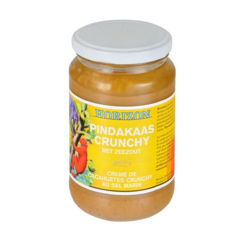 Krém arašídový s kousky 350g BIO HORIZON - Zdravá výživa a biopotraviny Pomázanky, paštiky, džemy Pomázanky z ořechů a semínek