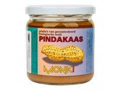 Krém arašídový jemný 330g BIO MONKI