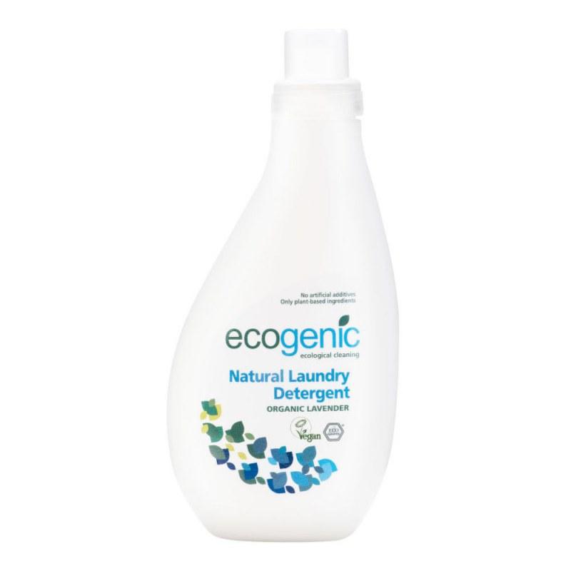 ECOGENIC tekutý prací prostředek levandulový 1 l - EKO drogerie - Ecover, Ecogenic Prací prostředky Přípravky na praní