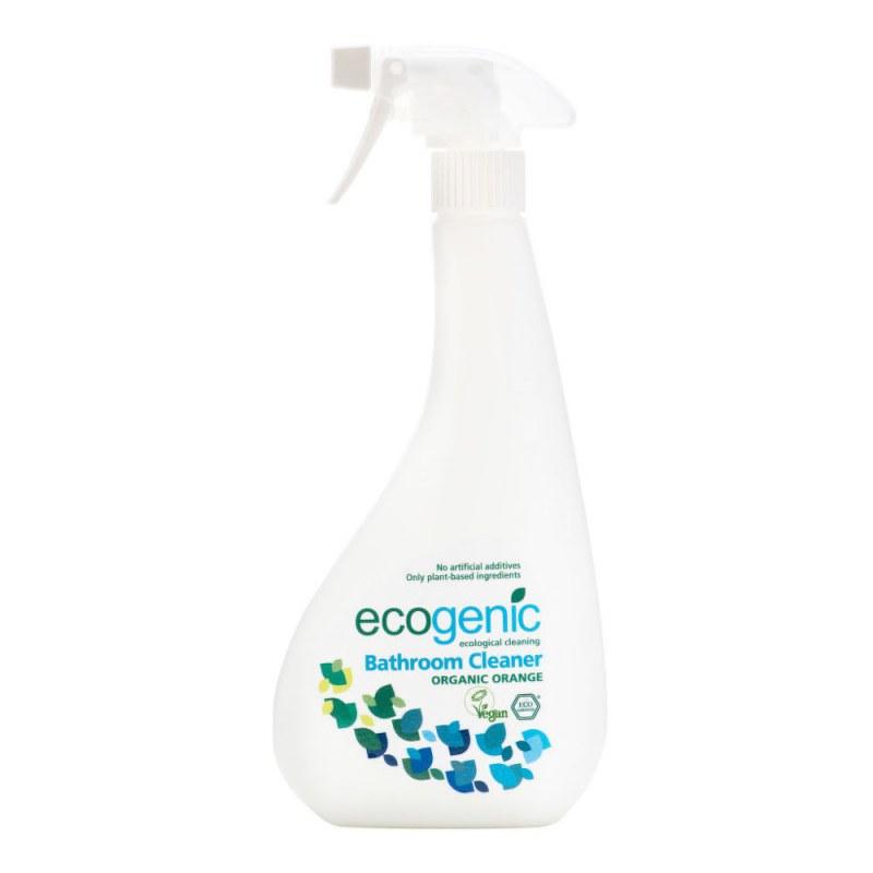ECOGENIC čistič koupelen s pomerančem a rozprašovačem 500 ml - EKO drogerie - Ecover, Ecogenic Čisticí prostředky
