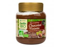 Pomazánka čokoládovo-lísková 350g BIO JARDINBIO