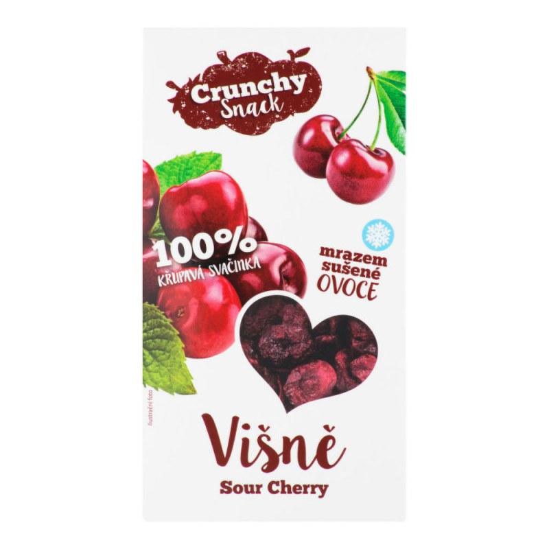 Višně sušené mrazem 20 g ROYAL PHARMA® - Zdravá výživa a biopotraviny Ořechy, sušené ovoce, semínka Sušené ovoce Jednodruhové sušené ovoce