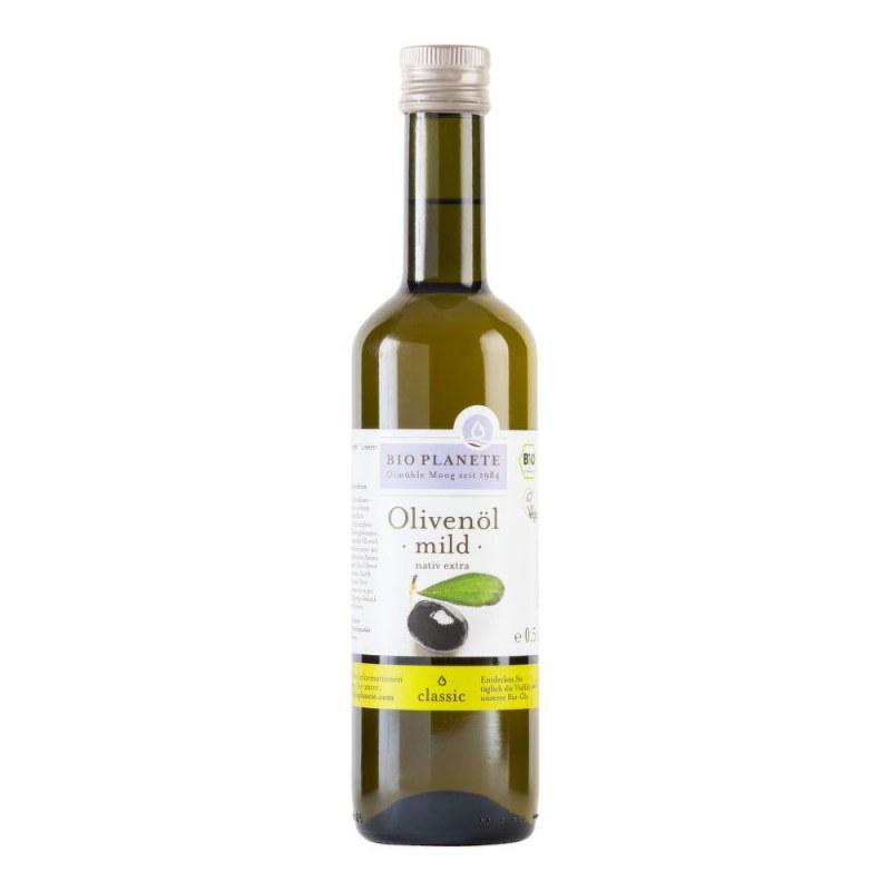 Olej olivový extra panenský 500 ml BIO BIOPLANETE - Zdravá výživa a biopotraviny Rostlinné oleje, ghí