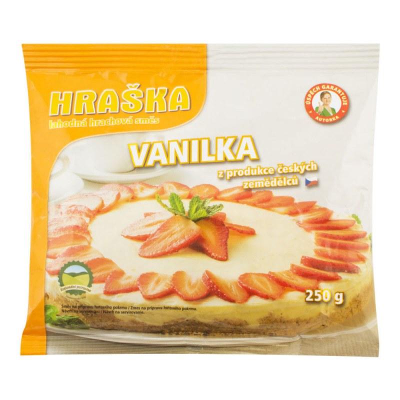 Hraška vanilková bezlepková 250 g CERIA - Zdravá výživa a biopotraviny Směsi a omáčky Doplňky na vaření a pečení
