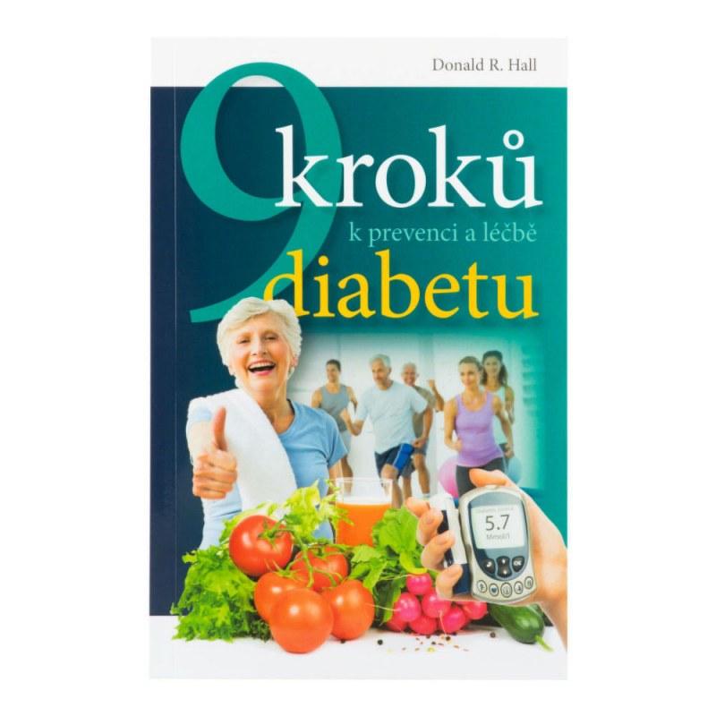 Kniha 9 kroků k prevenci a léčbě diabetu Donald R. Hall - Knihy a ostatní Ostatní literatura