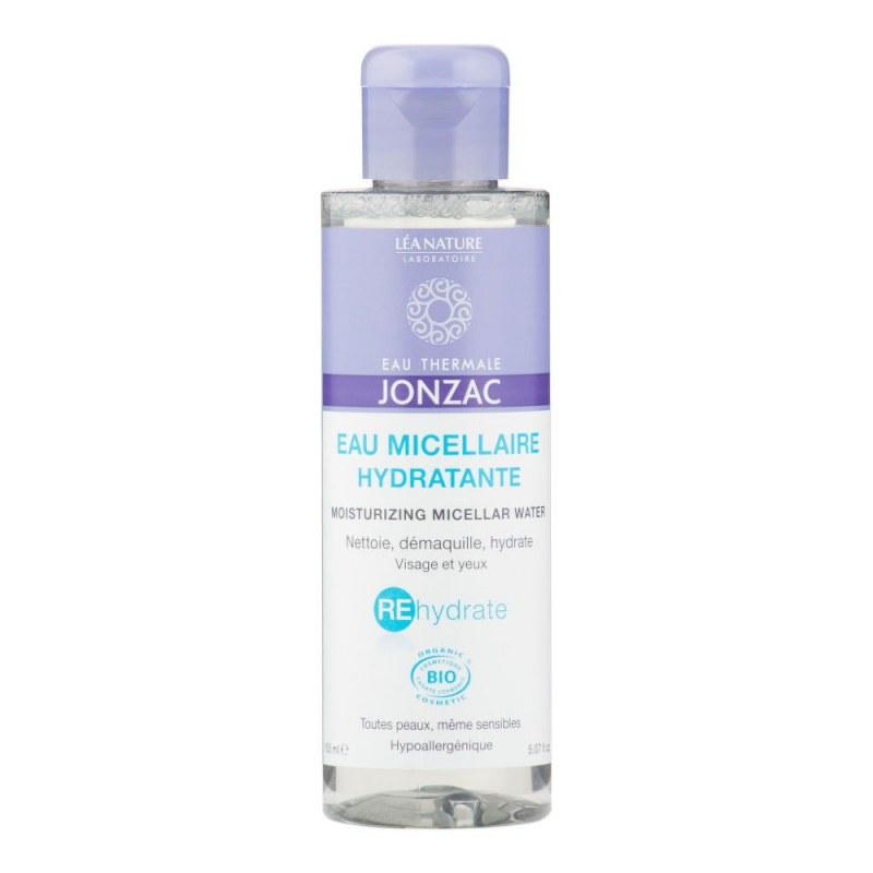Voda micelární REHYDRATE 150 ml BIO JONZAC - Přírodní kosmetika Francie, USA Pleťová kosmetika Čištění pleti