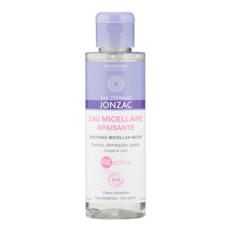 Voda micelární zklidňující REACTIVE 150 ml BIO JONZAC - Přírodní kosmetika Francie, USA Pleťová kosmetika Čištění pleti