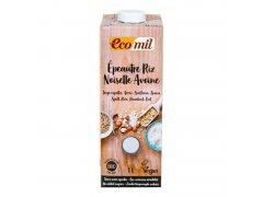 Nápoj špaldovo rýžový s ovsem a lískovými ořechy 1 l BIO ECOMIL