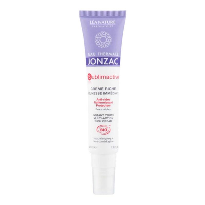 Krém pleťový SUBLIMACTIVE 40 ml BIO JONZAC - Přírodní kosmetika Francie, USA Pleťová kosmetika Pleťové krémy a gely