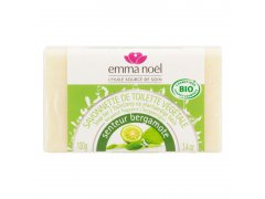 Mýdlo rostlinné bergamot 100 g BIO EMMA NOËL