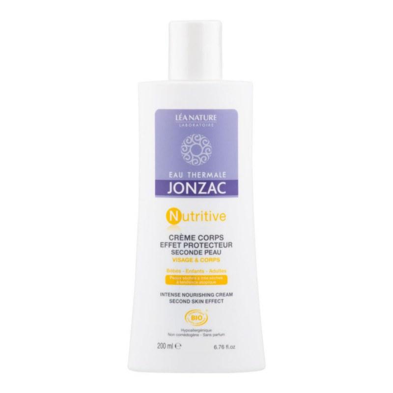 Krém tělový ochranný pro citlivou a velmi suchou pleť 200 ml NUTRITIVE BIO JONZAC - Přírodní kosmetika Francie, USA Pleťová kosmetika Pleťové krémy a gely