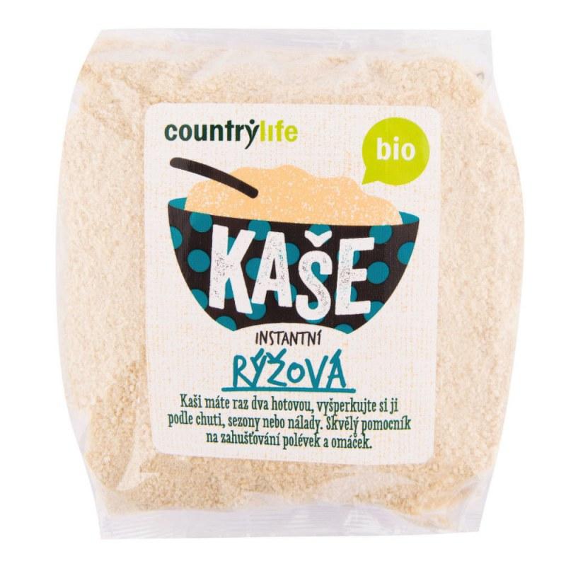 Kaše rýžová 300g BIO COUNTRYLIFE - Zdravá výživa a biopotraviny Rýže, těstoviny, vločky a jiné obiloviny Kaše