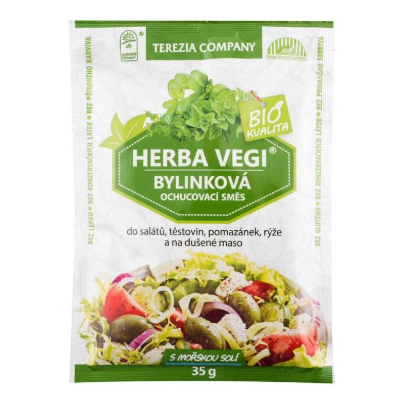 Koření herba vegi 35g BIO TEREZIACOMPANY - Zdravá výživa a biopotraviny Ochucovadla Koření