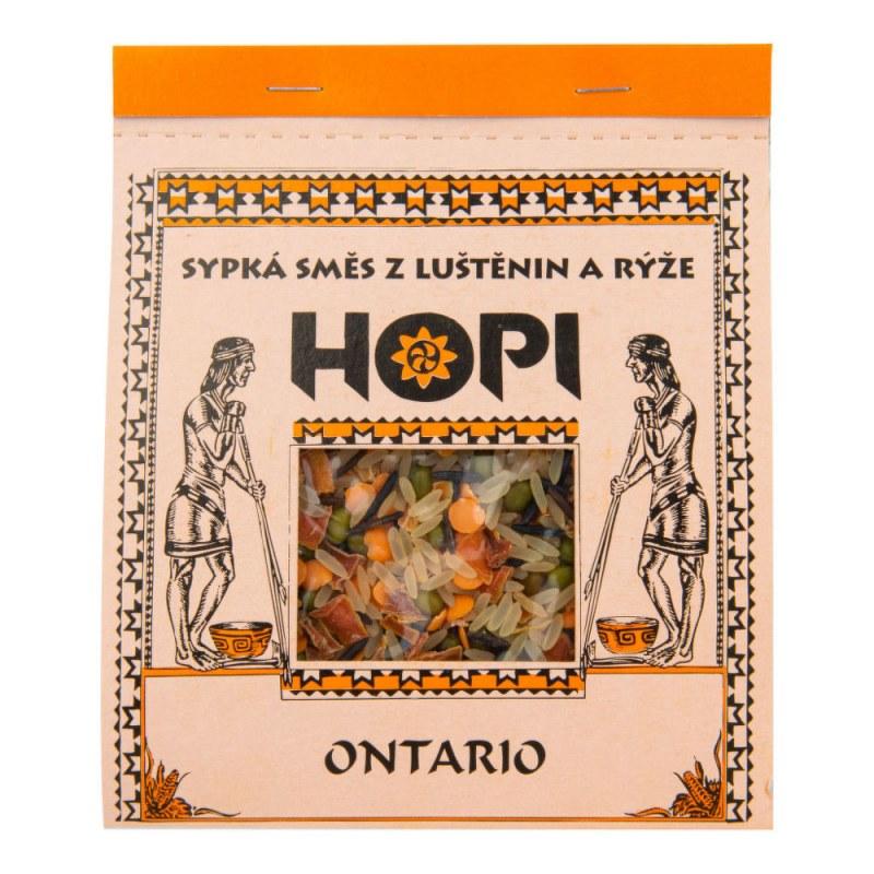 Polévka Ontario 130g HOPI POPI - Zdravá výživa a biopotraviny Směsi a omáčky Polévkové směsi