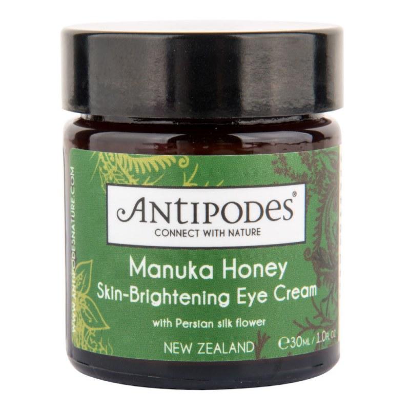 Krém oční rozjasňující MANUKA HONEY 30 ml ANTIPODES - Přírodní kosmetika Francie, USA Pleťová kosmetika Pleťové krémy a gely