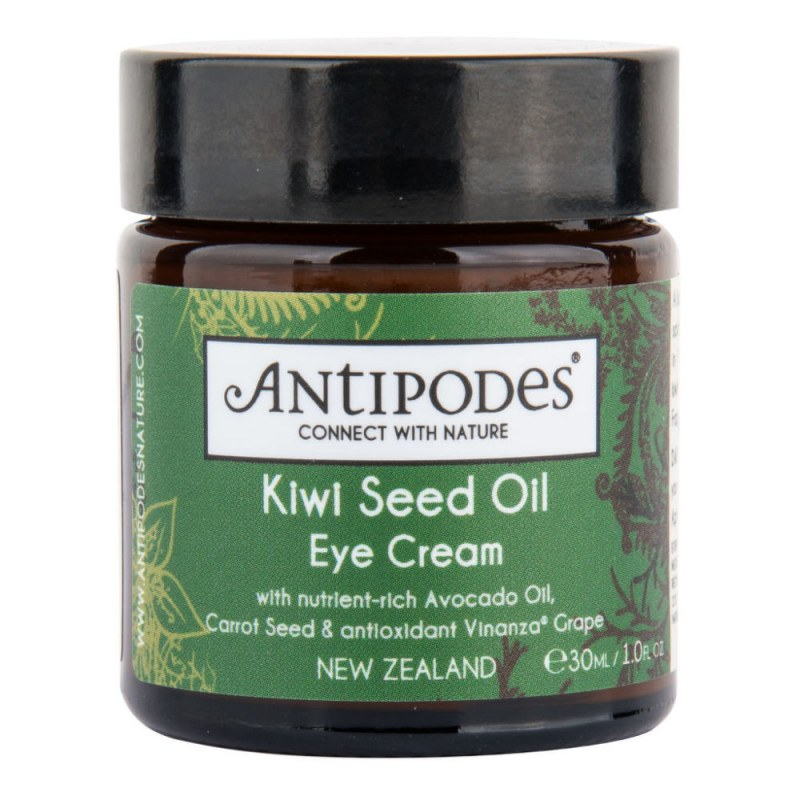 Krém oční KIWI SEED OIL 30 ml ANTIPODES - Přírodní kosmetika Francie, USA Pleťová kosmetika Pleťové krémy a gely