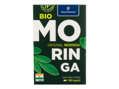 Moringa 100kapslí 30g BIO ROYALPHARMA