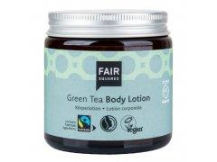 Mléko tělové zelený čaj 100 ml ZWP FAIR SQUARED