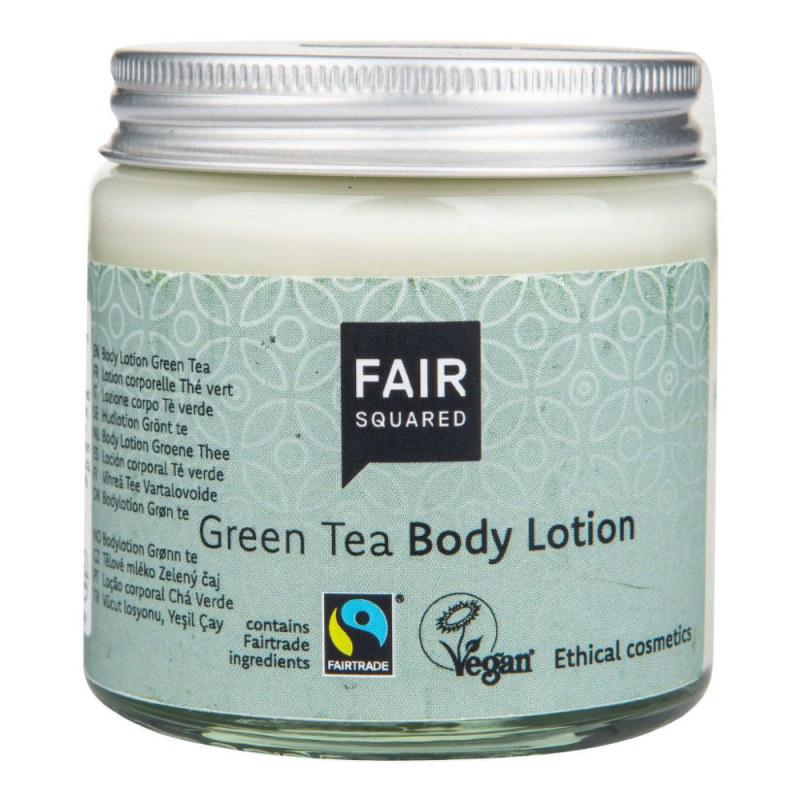 Mléko tělové zelený čaj 100 ml ZWP FAIR SQUARED - Přírodní kosmetika Francie, USA Tělová kosmetika