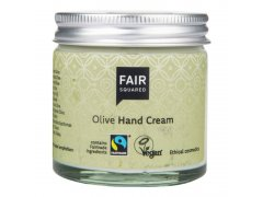 Krém na ruce s olivovým olejem 50 ml ZWP FAIR SQUARED