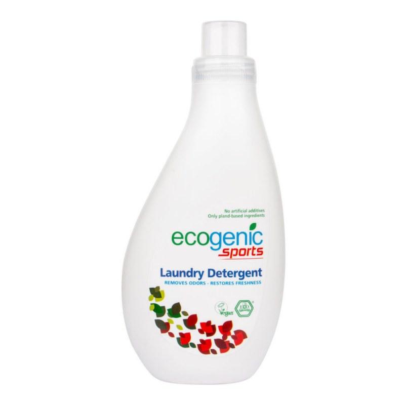 ECOGENIC SPORTS tekutý prací prostředek 1 l - EKO drogerie - Ecover, Ecogenic Prací prostředky Přípravky na praní