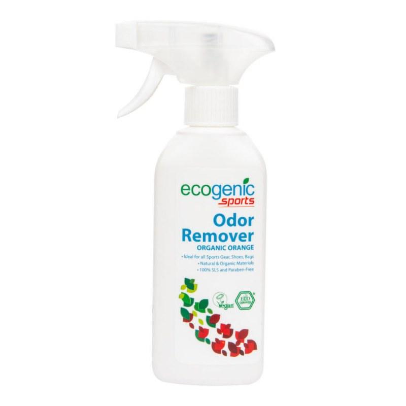 ECOGENIC SPORTS odstraňovač zápachu pomeranč 250 ml - EKO drogerie - Ecover, Ecogenic Prací prostředky Přípravky na praní