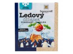 Čaj Ledový džbánek pomeranč - bazalka 40 g BIO SONNENTOR