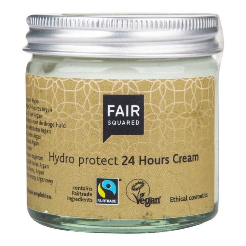 Krém pleťový hydratační 24 h 50 ml ZWP FAIR SQUARED - Přírodní kosmetika Francie, USA Pleťová kosmetika Pleťové krémy a gely