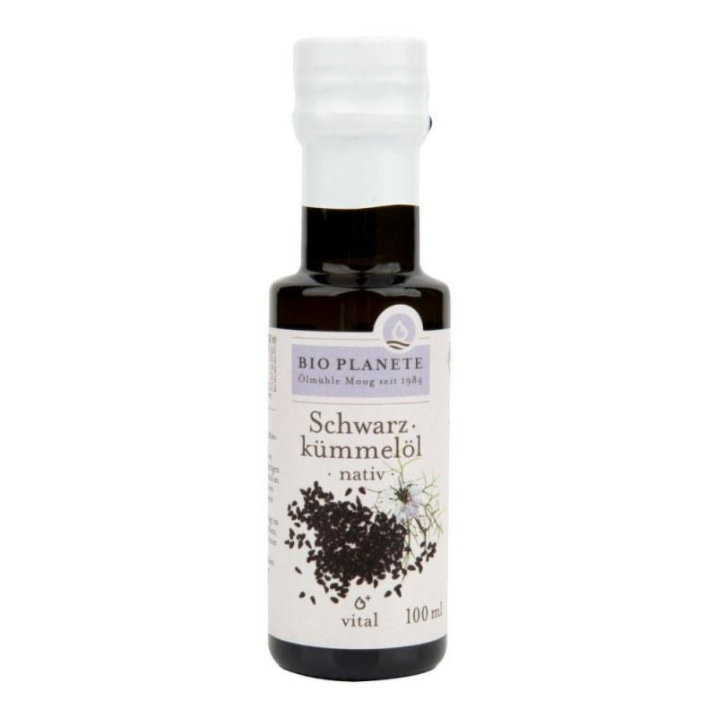 Olej z černého kmínu 100 ml BIO BIO PLANETE - Přírodní kosmetika Francie, USA Tělová kosmetika Tělová másla, mléka a krémy