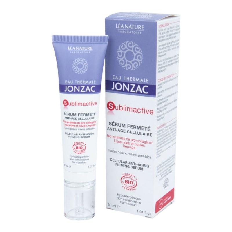 Sérum pleťové zpevňující SUBLIMACTIVE 30 ml BIO JONZAC - Přírodní kosmetika Francie, USA Pleťová kosmetika Pleťová séra a elixíry