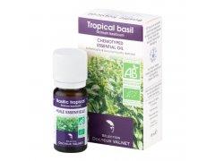 Éterický olej bazalka 10 ml BIO COSBIONAT