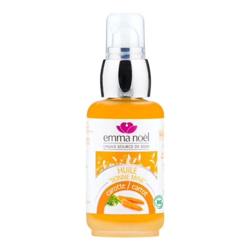 Olej pleťový karotka 50 ml BIO EMMA NOËL - Přírodní kosmetika Francie, USA Pleťová kosmetika Pleťové oleje